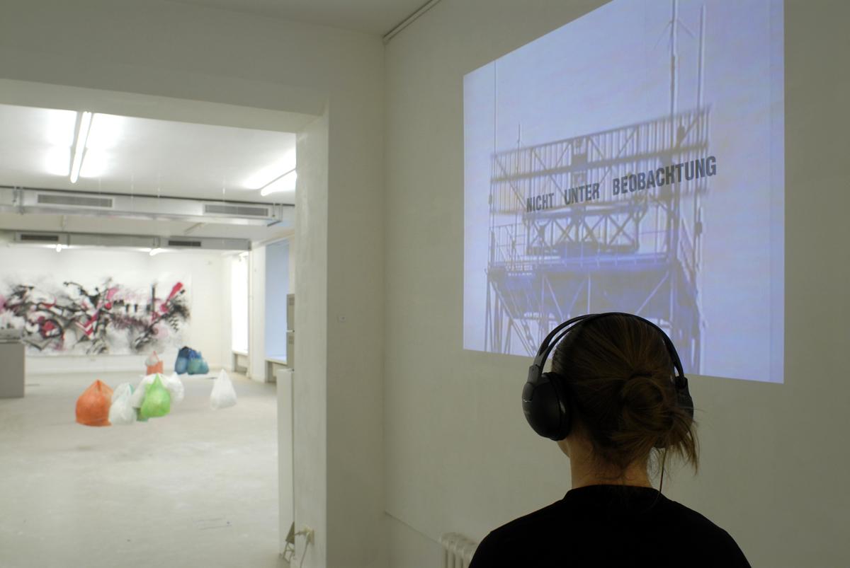 Galerie Nord, Dezember 2007