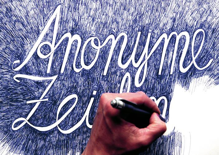 Anonyme Zeichner