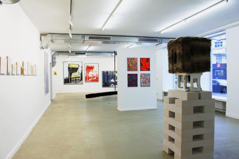 Kunstwerke von: Annika Kleist, Andreas Grahl, ART N MORE