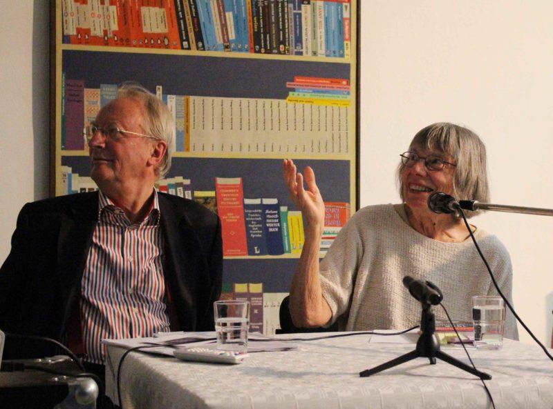 Gretchen Dutschke, Klaus Staeck, No war No Vietnam