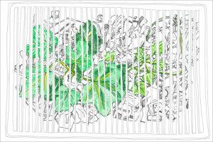 Voids of Presence, Sophia Tabatadze, Galerie Nord | Kunstverein Tiergarten, 2021